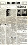 The Independent, Vol. 1, No. 1, March 14, 1961