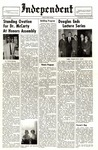 The Independent, Vol. 1, No. 11, May 23, 1961