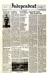 The Independent, Vol. 1, No. 12, May 30, 1961