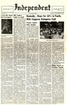 The Independent, Vol. 2, No. 1, September 19, 1961