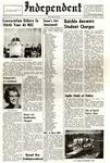 The Independent, Vol. 2, No. 3, October 3, 1961