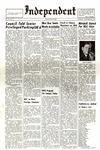 The Independent, Vol. 2, No. 6, October 24, 1961