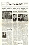 The Independent, Vol. 2, No. 20, March 14, 1962
