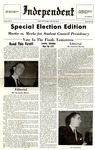 The Independent, Vol. 2, No. 21, March 20, 1962