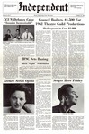 The Independent, Vol. 3, No. 9, October 24, 1962