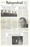 The Independent, Vol. 3, No. 10, October 31, 1962