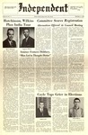 The Independent, Vol. 3, No. 13, November 21, 1962