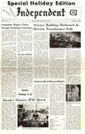 The Independent, Vol. 3, No. 17, December 18, 1962