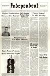 The Independent, Vol. 4, No. 10, October 30, 1963