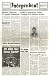 The Independent, Vol. 4, No. 13, December 4, 1963
