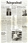 The Independent, Vol. 4, No. 16, May 1, 1964