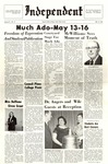 The Independent, Vol. 4, No. 18, May 15, 1964