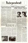 The Independent, Vol. 5, No. 4, October 14, 1964