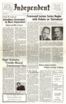 The Independent, Vol. 5, No. 5, October 21, 1964