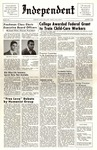 The Independent, Vol. 5, No. 7, November 4, 1964 by Newark State College