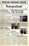The Independent, Vol. 5, No. 12, December 16, 1964