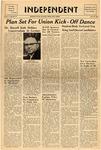 The Independent, Vol. 5, No. 23, April 22, 1965