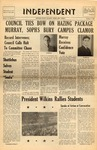 The Independent, Vol. 6, No. 4, October 7, 1965