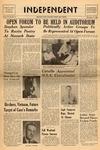 The Independent, Vol. 6, No. 10, December 2, 1965
