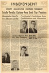 The Independent, Vol. 6, No. 19, March 17, 1966