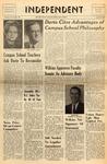 The Independent, Vol. 6, No. 24, April 28, 1966