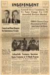 The Independent, Vol. 7, No. 3, September 29, 1966