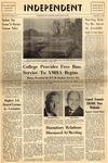 The Independent, Vol. 7, No. 11, December 1, 1966