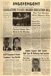 The Independent, Vol. 7, No. 12, December 8, 1966