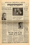 The Independent, Vol. 7, No. 13, December 15, 1966
