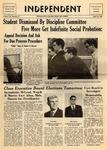 The Independent, Vol. 7, No. 26, April 13, 1967