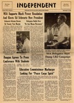 The Independent, Vol. 8, No. 1, September 12, 1967