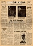 The Independent, Vol. 8, No. 2, September 14, 1967