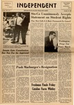The Independent, Vol. 8, No. 8, October 19, 1967
