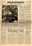 The Independent, Vol. 8, No. 9, October 26, 1967