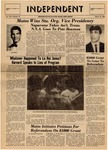 The Independent, Vol. 8, No. 25, March 19, 1968