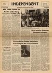 The Independent, Vol. 8, No. 29, April 16, 1968