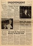 The Independent, Vol. 8, No. 30, April 25, 1968
