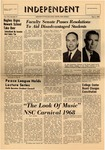 The Independent, Vol. 8, No. 31, May 2, 1968