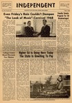 The Independent, Vol. 8, No. 32, May 9, 1968