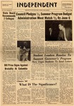 The Independent, Vol. 8, No. 33, May 16, 1968