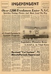 The Independent, Vol. 9, No. 1, September 10, 1968