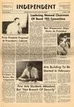 The Independent, Vol. 9, No. 4, October 3, 1968