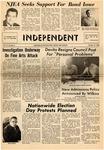 The Independent, Vol. 9, No. 5, October 10, 1968