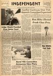 The Independent, Vol. 9, No. 6, October 17, 1968