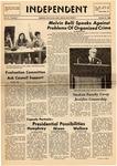 The Independent, Vol. 9, No. 7, October 24, 1968