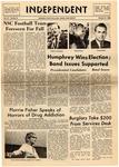 The Independent, Vol. 9, No. 8, Ocotber 31, 1968