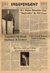 The Independent, Vol. 9, No. 10, November 21, 1968