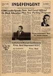 The Independent, Vol. 9, No. 11, December 5, 1968