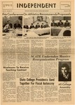 The Independent, Vol. 9, No. 13, January 9, 1969 by Newark State College
