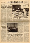 The Independent, Vol. 9, No. 18, February 27, 1969 by Newark State College